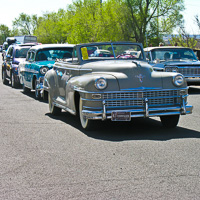 Cars of Route 66
